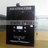 China Supplier Professional Breathalyzer Bar Vending alcohol tester Bill-operated vending machines
