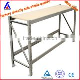 warehouse storage grocery mental steel plate storage rack logistic equipment factory manufacturor