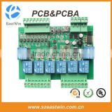 Shenzhen UL 94V0 Multilayer Electronic PCB Circuit Board Assembly Pcba For Car Alarm System