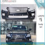 High quality PP material LX570 OEM design body kit conversion kit for Toyota Lexus 570 08~