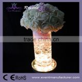 20CM Battery Operated multicolor LED Centerpiece Light housing decor