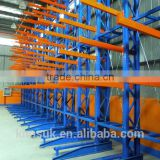 Guangzhou Cantilever Rack Steel Heavy Duty Movable Arms Cantilever Racking System 2.5m - 6m For Warehouse Storage,Power Capacity
