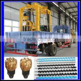 Truck Mounted Drilling Rigs and Drilling Machine for Core Sample and Water Wells Drilling Rigs