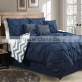 Home use brand name butterflyies printed bed set