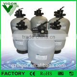 China swimming pool equipment factory for sand filter /fiberglass sand filter used with pump
