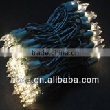 UL LED Light LED holiday string light 100 Light/Mini Incandecsent Bulk/Non-Lamp-Lock/25'3""