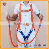Polyester full body safety belt, Industrial Safety Belt Harness, Electrical Safety Belt
