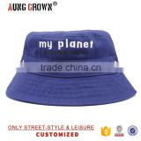 cheap price hawaii material printed bucket hats