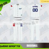 custom sublimation baseball top & pants