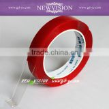Super strong adhesive clear VHB double sided adhesive 3M tape for glass indoor and outdoor