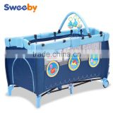 baby playpen travel cot without wooden crib