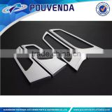 Car Chrome Inner Door Handle Cover For Hyundai Tucson 2015 4x4 accessories from Pouvenda