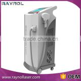 Vertical 808nm Diode Laser Men Hairline 10.4 Inch Screen For Hair Removal Equipment Adjustable Abdomen