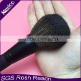 Wood long handle big goat hair best makeupbrushes