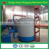 smokeless charcoal carbonization furnace/continuous charcoal kiln for making biochar/electric charcoal stove