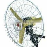highly protective cover rotary-type industrial wall fan