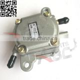 VACUUM FUEL GAS PUMP PETCOCK VALVE SWITCH GY6 50CC 150CC 250CC ATV SCOOTER GO KART BUGGY