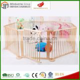 Cheap price baby playpen with gate