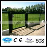 Hot-sale galvanized chain link fence gate