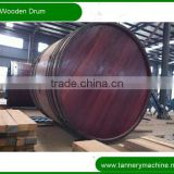 INQUIRY ABOUT Wooden drum for Soaking/Liming/Tanning