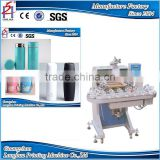 China Manufacturer Glass Multi-functional Flat & Round Stainless Steel Cups Screen Printing Machine For Plastic Cup