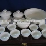 Chinese style tea set
