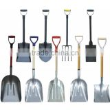 Manufacturer of steel shovel for sale