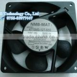 4715MS-12T-B50 12cm 115V-AC 12038 AC FAN 15.5W/14.5W UPS power supply fan Axial ball cooling fan