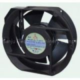 172x150x51 mm Sleeve or Ball Bearing Industrial Cooling AC Axial Fans, waterproof IP44 fan SJ1725HA2