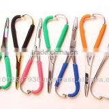 Fly Fishing scissors clamp,Micro scissors forceps,Fly fishing Tools,Fly Fishing Instruments,Mitten Scissors