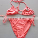 new design bikini charming swim wear beautiful girl bikini
