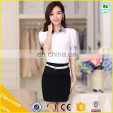 New Design Women Office Uniform Style, Ladies Office Uniform, Uniform Hotel Front Office