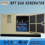 50kW Silent Nature Gas Genset
