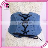 customize wholesale stylish women jean waist cincher belt body shaper