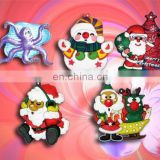 Promotion christmas decoration fridge magnet factory