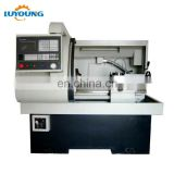 CK6132 China hot sell factory price small cnc lathe machine for metal