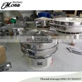China rotary dehydrated vegetables vibratory sieve