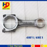 4HF1 4HE1 6HE1 6HF1 Diesel Connecting Rod For ISUZU Engine Con Rod