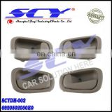 Set of 4 for 1998-2002 Toyota Corolla Inside Door Handle Handel 6920502050E0