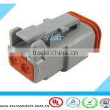 DT06-2S Deutsch auto electrical connector, Automotive electrical connector,waterproof outdoor electrical connector