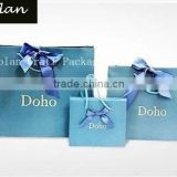 Customize, Hot stamping and UV, High Quality paper gift bag                                                                         Quality Choice