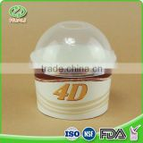 OEM accept custom ice cream packing paper cups with lid                                                                                                         Supplier's Choice