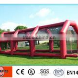Custom Commercial mobile Inflatable Batting Cages for adults