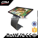 China Manufacturer Advertising Touch Screen Kiosk Wifi 3G