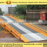 0.9~1.7m, 8 ton hydraulic loading ramp /hydraulic loading ramps for trucks /electric wheelchair ramp