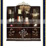 AK-8024 Best Manufacturers in China Antique Bookcases