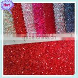 3d effect glitter leather effect wallpaper for Home