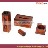 2015 Promotive Gift Wooden Vase,Ashtray,Tissue Box,Tooth Pick Holder