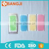 Colorful fruit smell fever cooling gel patch for cooling child fever on forehead migraine headache treatment