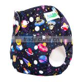 Organic reusable cotton baby diapers nappy wholesale in china                                                                                                         Supplier's Choice